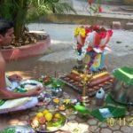 Tulasi Pooja
